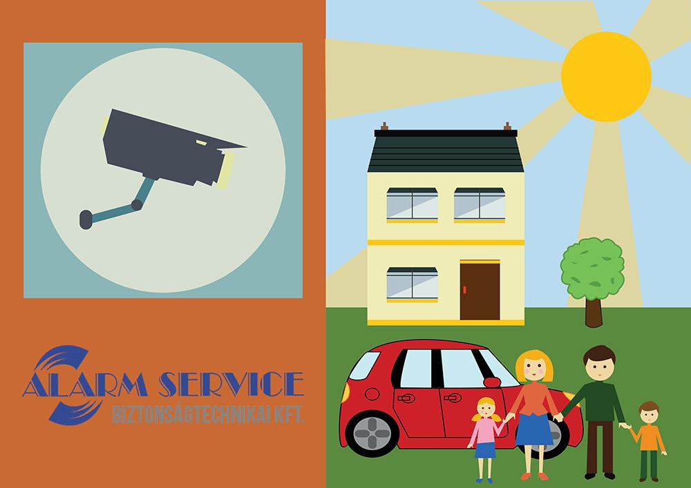 alarm service biztonságtechnika